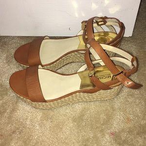 Michael Kors NWOB sandals size 9 1/2